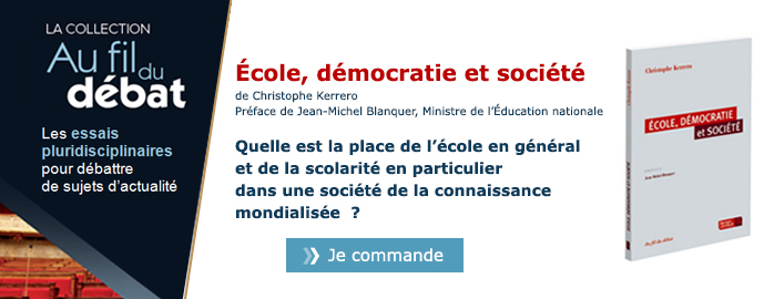 ecole, democratie, societe