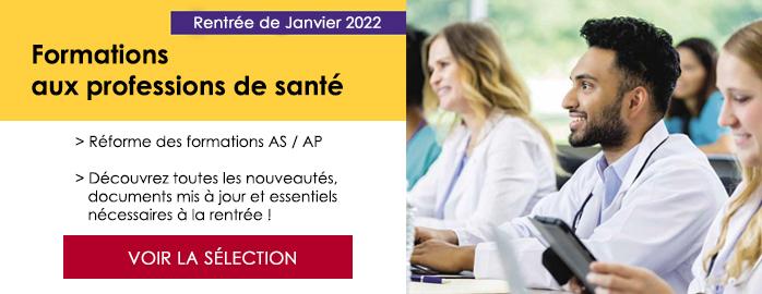 Rentrée des formations de santé 2021