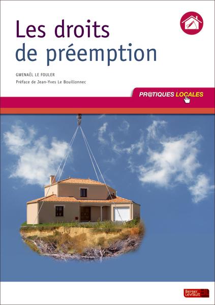 Les droits de pr emption pr tiques locales ouvrages - Le droit de preemption ...