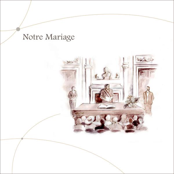 Le livre d 39 or de notre mariage les ouvrages offrir for Le livre de mariage