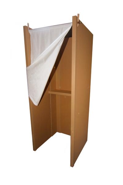 isoloirs de vote en carton alv olaire isoloirs de vote accessoires de vote lections. Black Bedroom Furniture Sets. Home Design Ideas