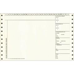 Réf. 175035 : format 240 mm x 6''
