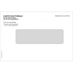 Réf. 501885 : Version standard - Pour insertion mécanique - Lot de 100 exemplaires