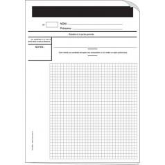 Réf. 505569 : 4 pages (copie double)