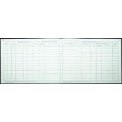 Réf. 543900 Modèle n° 4a et 4b - Registre spécial des armes des catégories A et B applicable aux commerçants