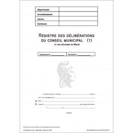Pack d'ouverture des registres des Délibérations - Décisions pour les communes