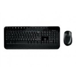 Microsoft Wireless 2000 - clavier + souris sans fil