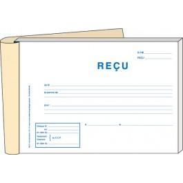 Carnet de reçus