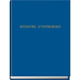 Registre d'infirmerie (établissements d'enseignement)