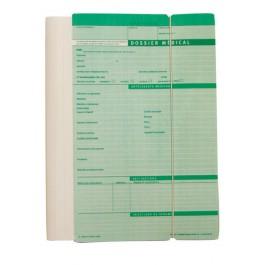 Dossier médical en polypropylène pour service de gériatrie
