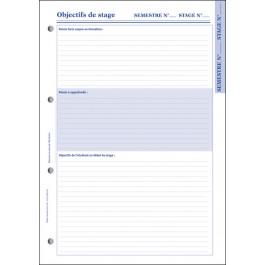 Fiches supplémentaires de stages - Portfolio IDE