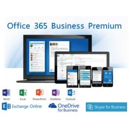Abonnement Office 365 Business Premium - 1 an  - 1 utilisateur