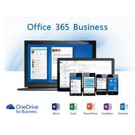Abonnement Office 365 Business  - 1 an  - 1 utilisateur