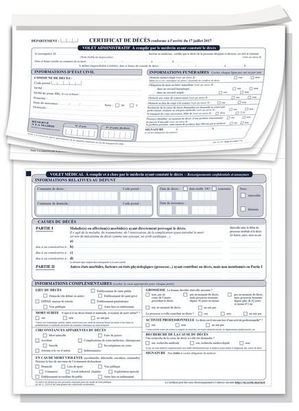 Certificat De Dcs