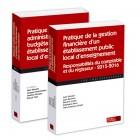 Pack 2 ouvrages: Gestion financière + Gestion administrative et  budgétaire