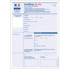 Certificat de vie