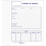 Dossier de marché grand format