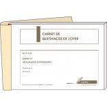 Carnet de quittances de loyer
