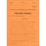 Procès-verbal du bureau centralisateur dans la commune - Modèle B