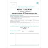 Notice explicative du formulaire de demande(s) auprès de la MDPH