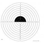 C50 - pour le tir à 50 m - sur papier