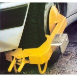 Sabot d'immobilisation de véhicule