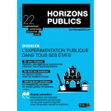 Horizons publics 22