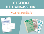 Gestion admission