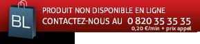 Pour valider votre commande, appelez le 0 820 35 35 35 (0,20 €/min + prix appel)